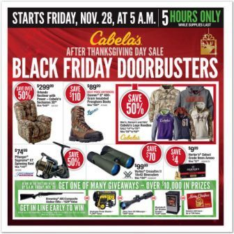 Cabela 39 s black friday 2015 cabela 39 s black friday deals for Cabela s fishing sale